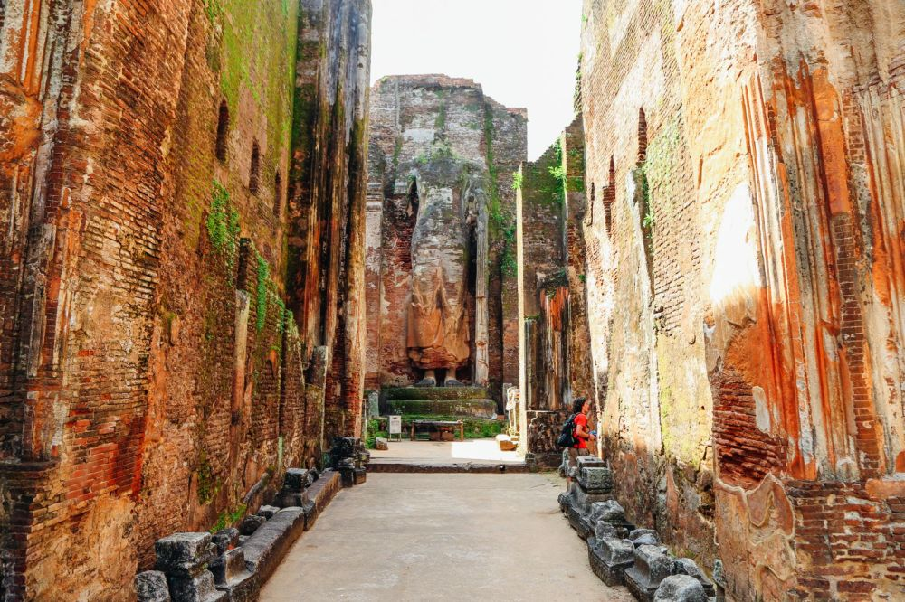 The Ancient City Of Polonnaruwa In Sri Lanka // Part 2 Of 2 (47)