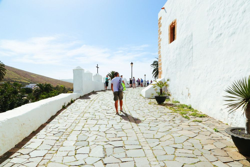 Here's Why You Should Visit The Tiny Town Of Betancuria In, Fuerteventura In The Canary Islands (2)