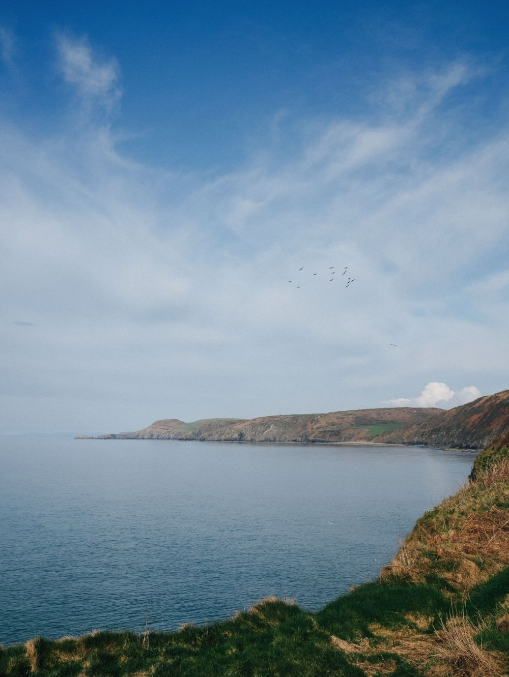 Exploring The UK's Dramatic Coastline... In Wales (23)
