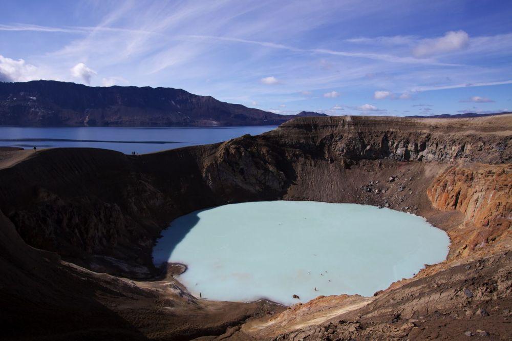 geothermal_lake_at_Askja Iceland