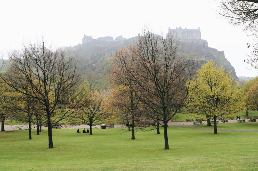 Re-Visiting Edinburgh - What's Changed In Scotland's Capital City In The Last 7 Years... (23)