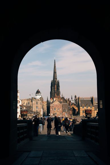 Re-Visiting Edinburgh - What's Changed In Scotland's Capital City In The Last 7 Years... (11)