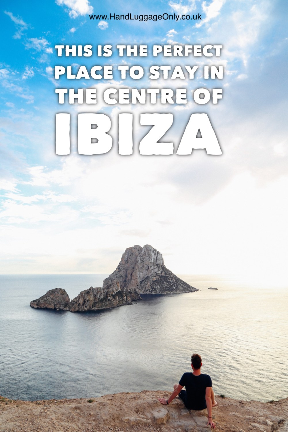 THIS IS THE PERFECT PLACE TO SAY TO ENJOY ALL THE ACTION IN IBIZA