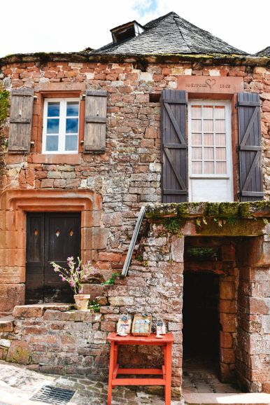 This Is The Most Beautiful Village In France - Collonges-La-Rouge (38)