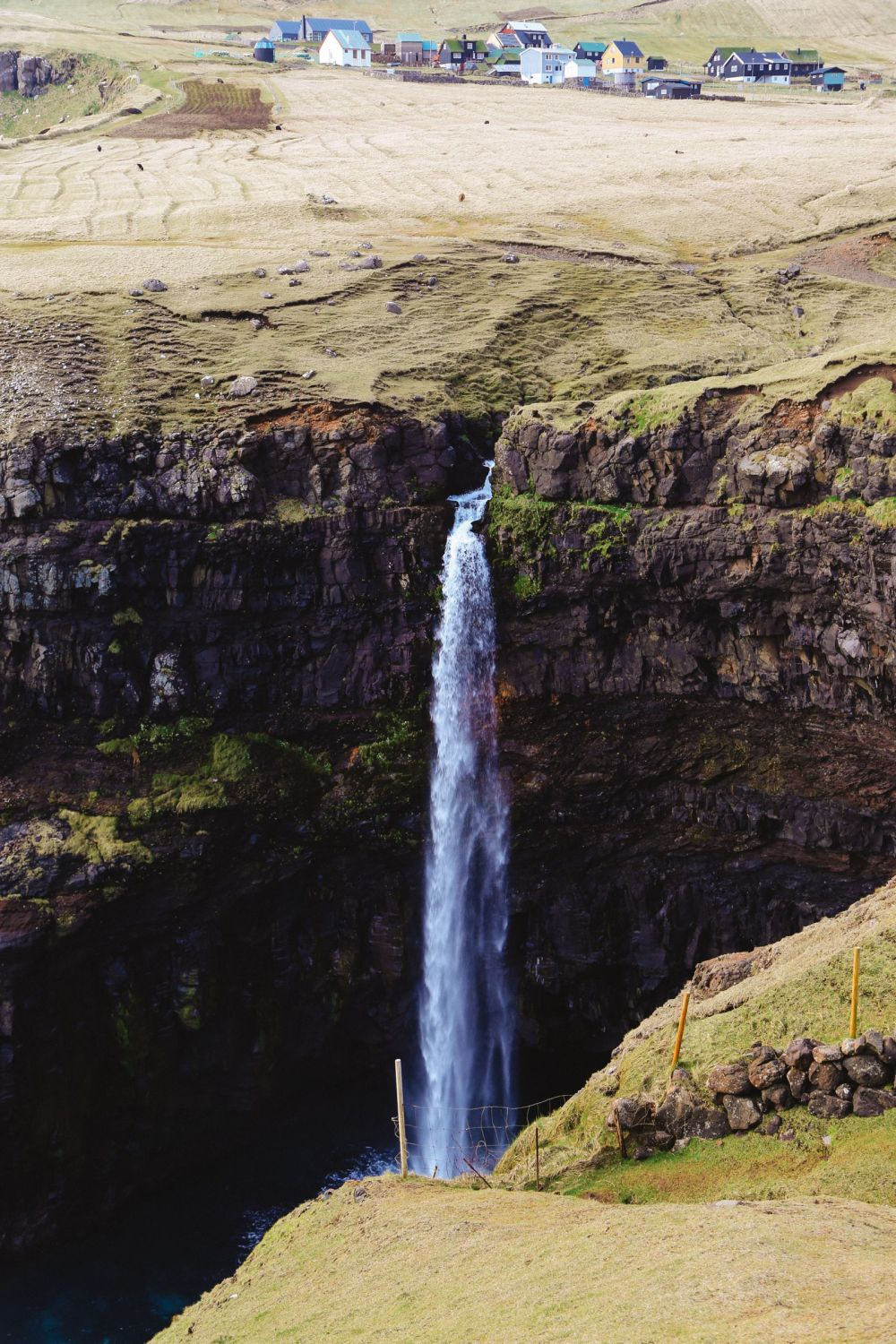 The Most Amazing Waterfall In The Faroe Islands! (23)