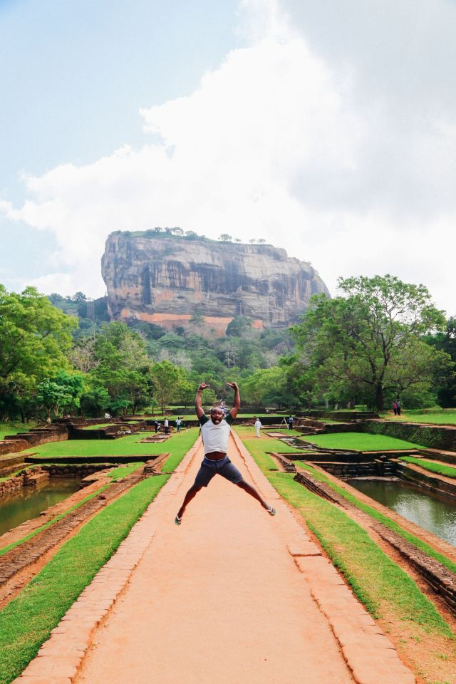 The Complete Guide To Climbing Sri Lanka's UNESCO World Heritage Site Of Sigiriya - Lion Rock (11)