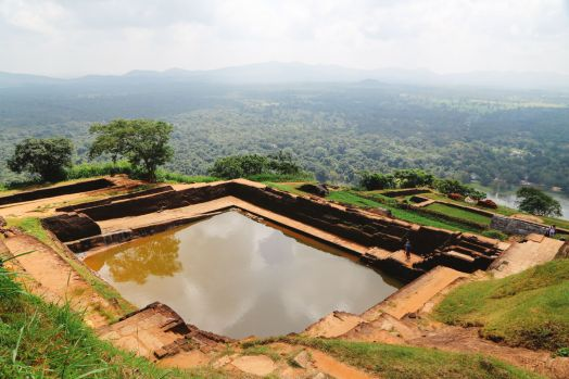 The Complete Guide To Climbing Sri Lanka's UNESCO World Heritage Site Of Sigiriya - Lion Rock (41)