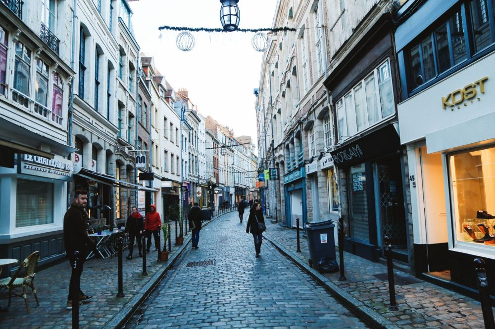 A Weekend In The Quaint French City Of Lille... Part 1 of 2 (20)