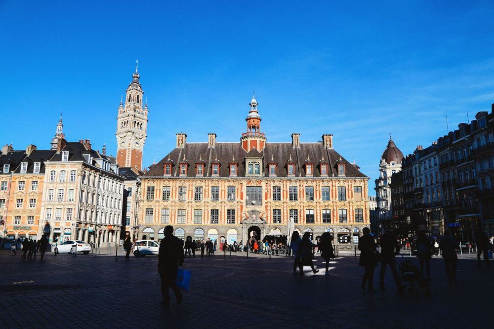 A Weekend In The Quaint French City Of Lille... Part 1 of 2 (33)