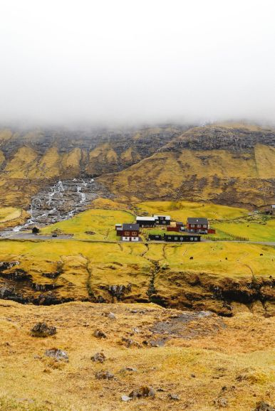 Exploring The Faroe Island's Rugged Buttercup Routes... (51)