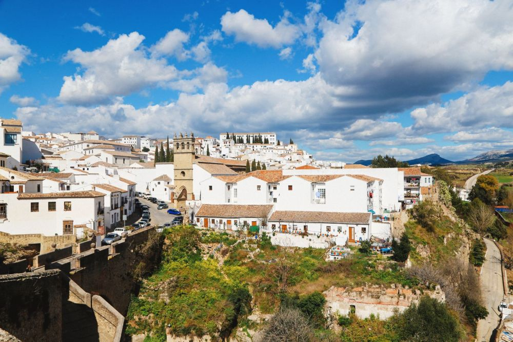 "A Visit To Ronda - The Spanish City 'Pulled Apart By The gods"" (24)"