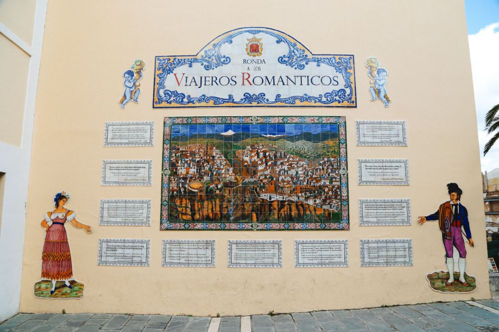 "A Visit To Ronda - The Spanish City 'Pulled Apart By The gods"" (30)"