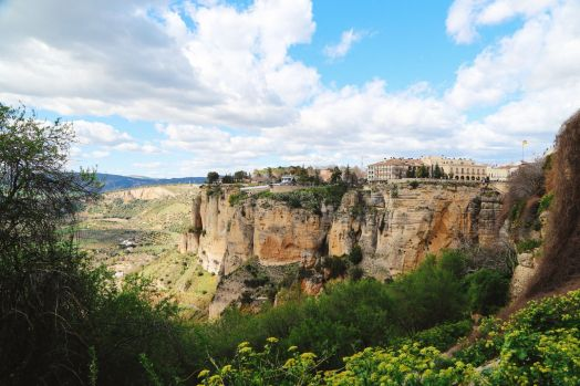 "A Visit To Ronda - The Spanish City 'Pulled Apart By The gods"" (42)"