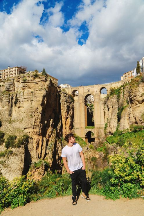 """A Visit To Ronda - The Spanish City 'Pulled Apart By The gods"""" (45)"""