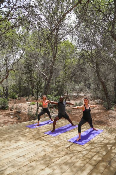 This Is Your Oasis Of Calm In Ibiza - Soulshine Yoga Retreat (37)