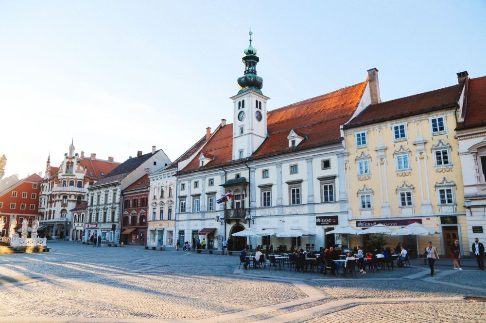 Vineyards, Charcuterie And The Old Historic City Of Maribor, Slovenia (34)