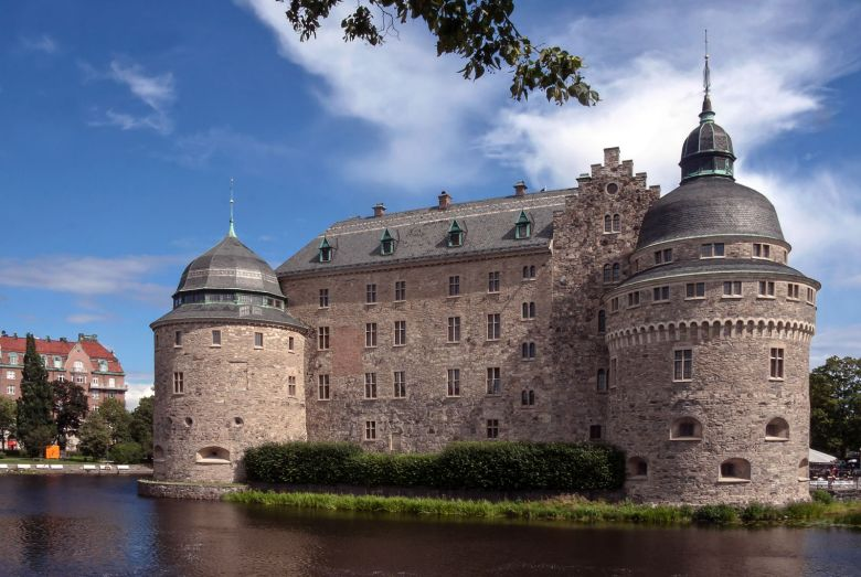 12 Magnificent Castles You Wouldn't Expect To See When Visiting Sweden (2)