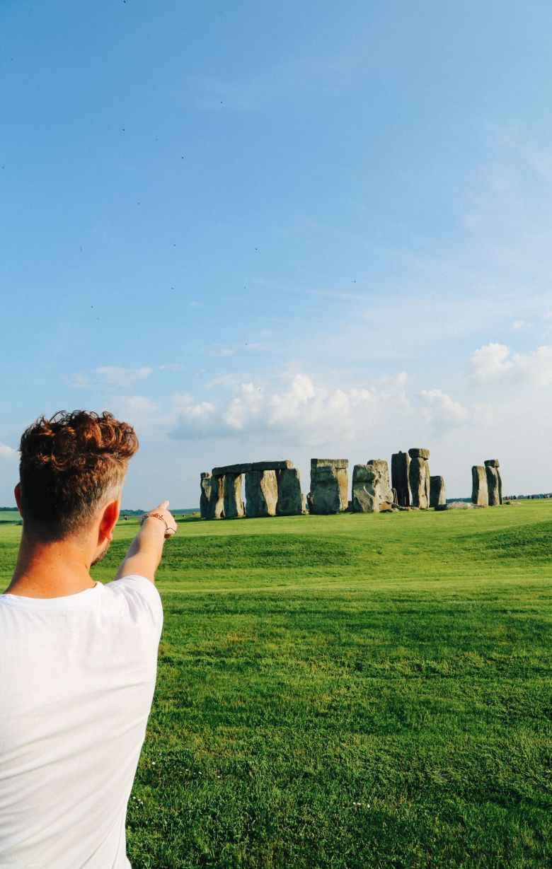Stonehenge To Salisbury - The Start Of Our Great English Road Trip! (18)