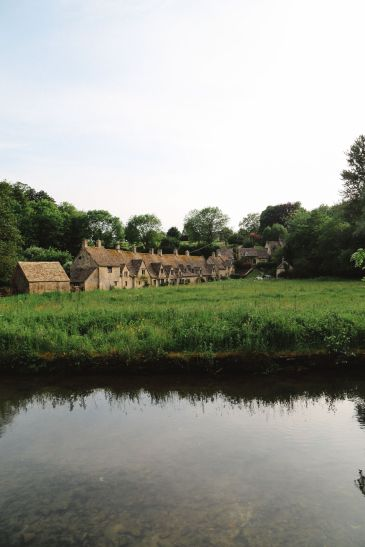 In Search Of The Most Beautiful Street In England - Arlington Row, Bibury (5)
