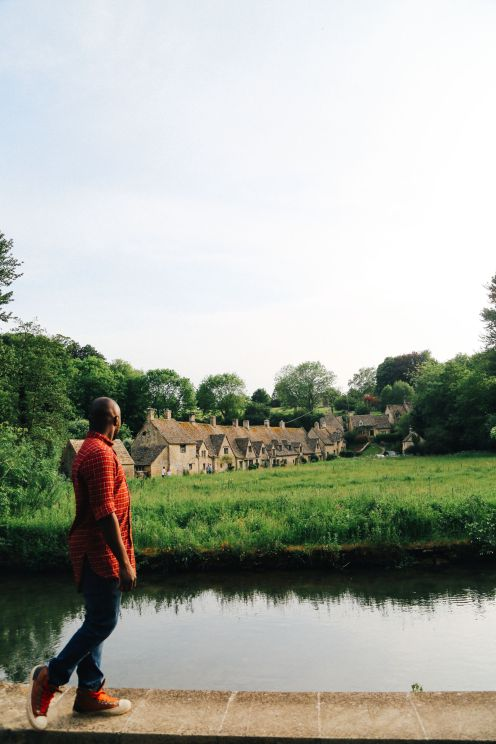 In Search Of The Most Beautiful Street In England - Arlington Row, Bibury (6)