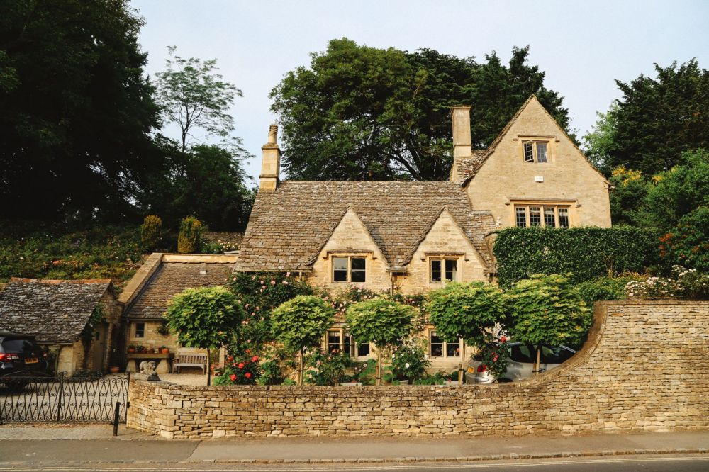 In Search Of The Most Beautiful Street In England - Arlington Row, Bibury (16)