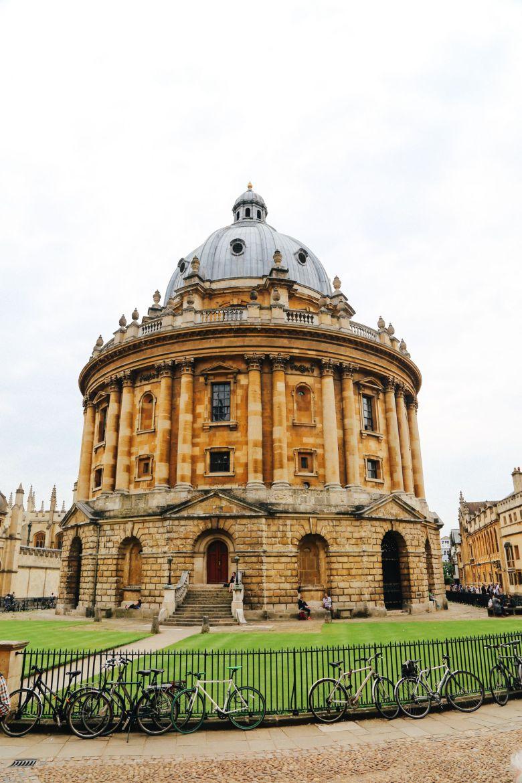 Sunny Days In Oxford! (1)