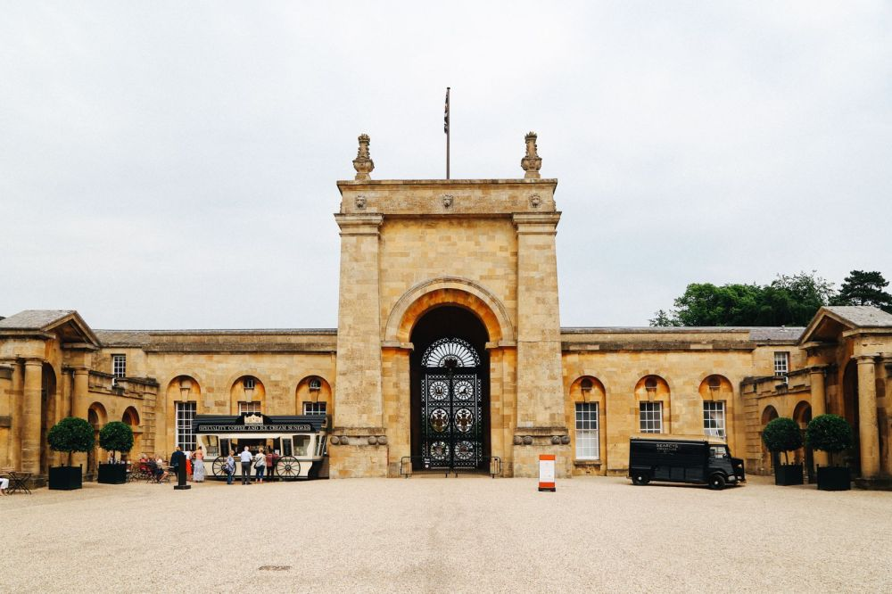 Visiting Blenheim Palace... (And The Marlborough Maze!) (5)