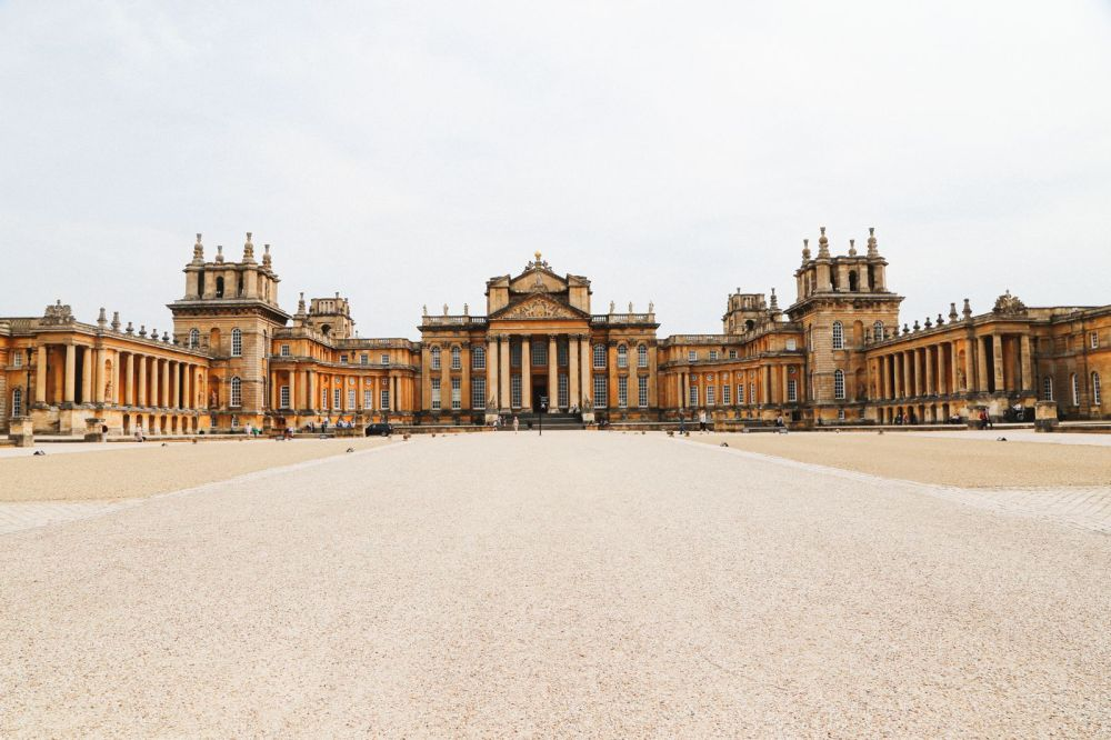 Visiting Blenheim Palace... (And The Marlborough Maze!) (7)
