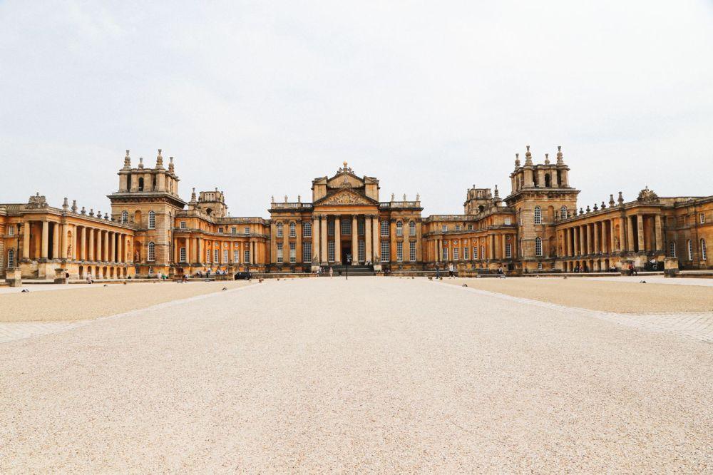 Visiting Blenheim Palace... (And The Marlborough Maze!) (7)