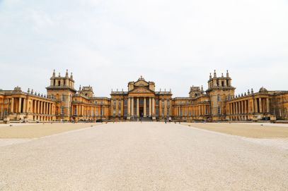 Visiting Blenheim Palace... (And The Marlborough Maze!) (8)