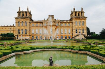 Visiting Blenheim Palace... (And The Marlborough Maze!) (41)
