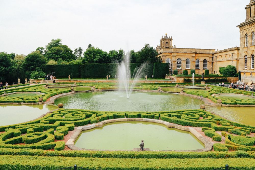 Visiting Blenheim Palace... (And The Marlborough Maze!) (45)