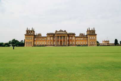 Visiting Blenheim Palace... (And The Marlborough Maze!) (50)