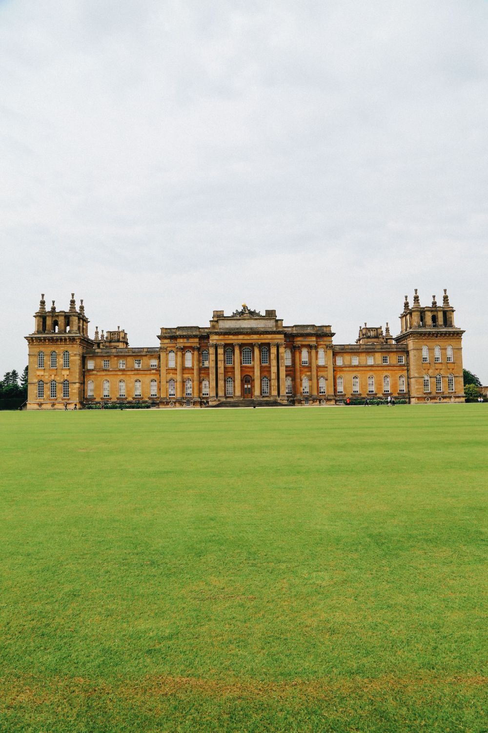 Visiting Blenheim Palace... (And The Marlborough Maze!) (51)