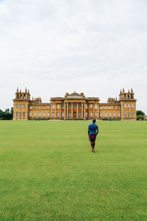 Visiting Blenheim Palace... (And The Marlborough Maze!) (53)