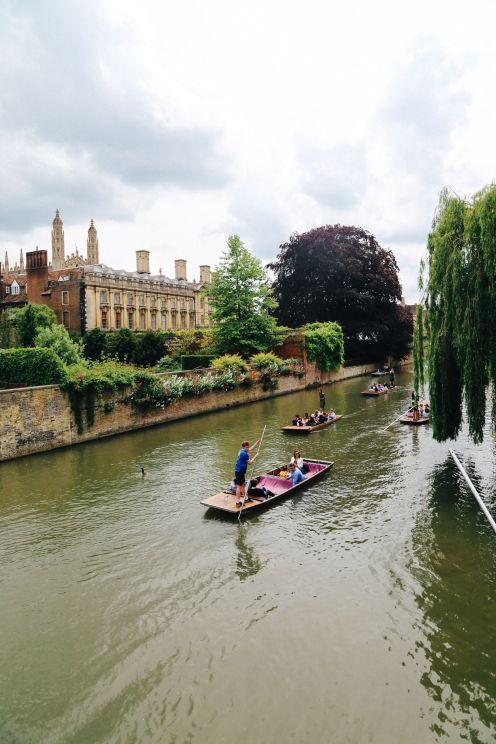 Returning To Grand Old Cambridge! (1)