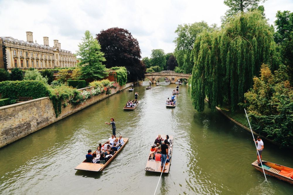 Returning To Grand Old Cambridge! (2)