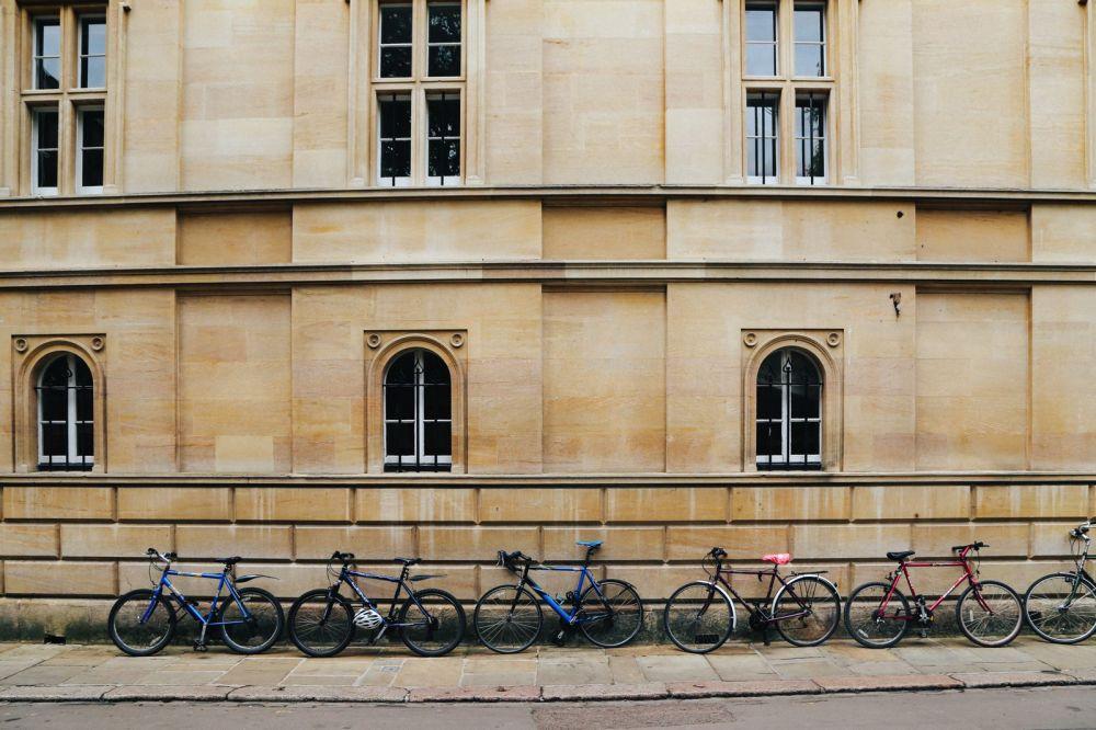 Returning To Grand Old Cambridge! (5)