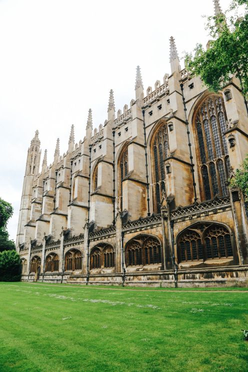 Returning To Grand Old Cambridge! (13)
