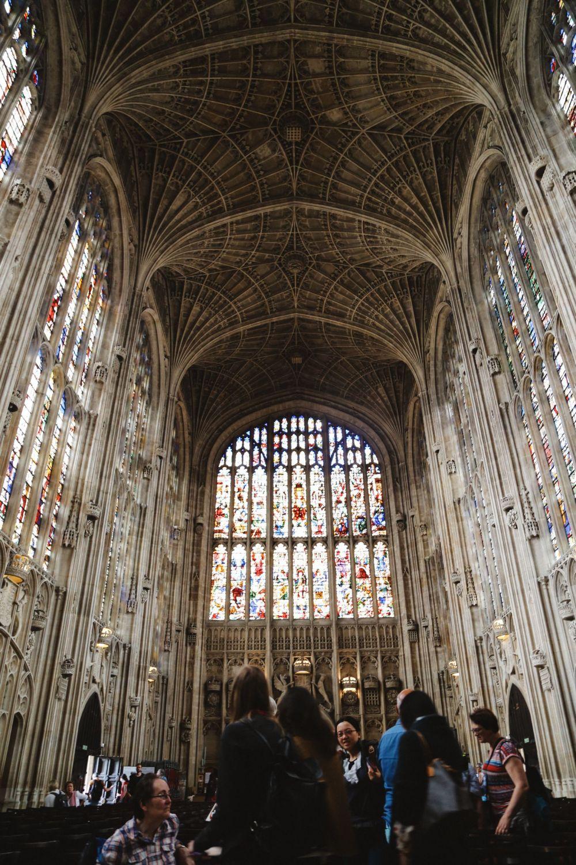 Returning To Grand Old Cambridge! (24)