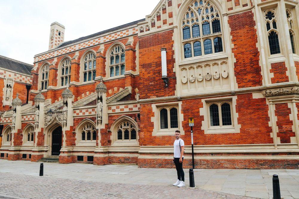 Returning To Grand Old Cambridge! (51)