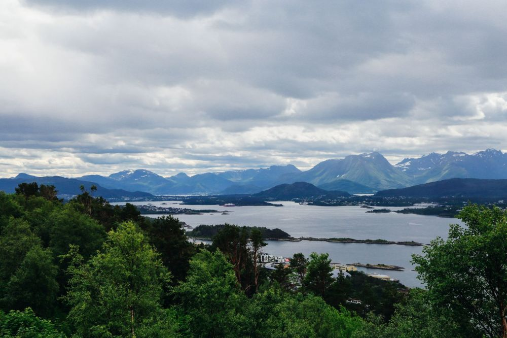 Arrival In Alesund, Norway - The Start Of Our Norwegian Road Trip! (17)