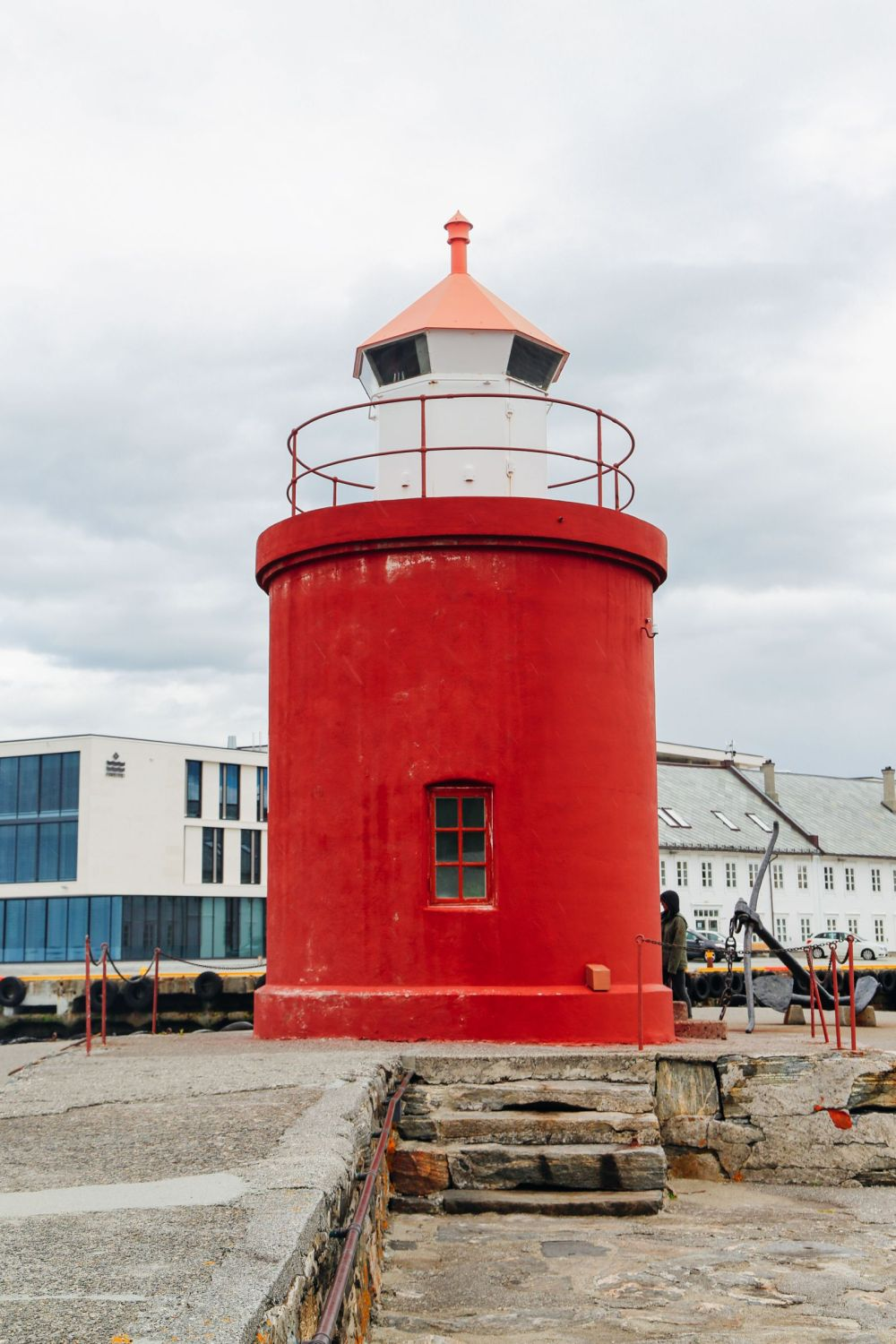 The Most Unique Place To Stay In Alesund, Norway - Molja Lighthouse! (1)