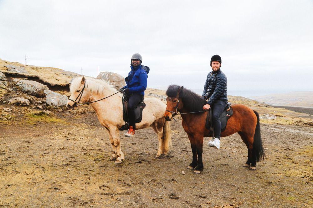 Horse Riding In The Faroe Islands... (35)