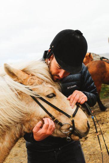 Horse Riding In The Faroe Islands... (37)