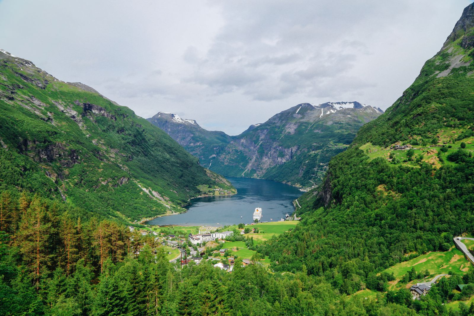The Trek To The Highest Point In Geiranger, Dalsnibba...(And The Best View Of The Geirangerfjord) (1)