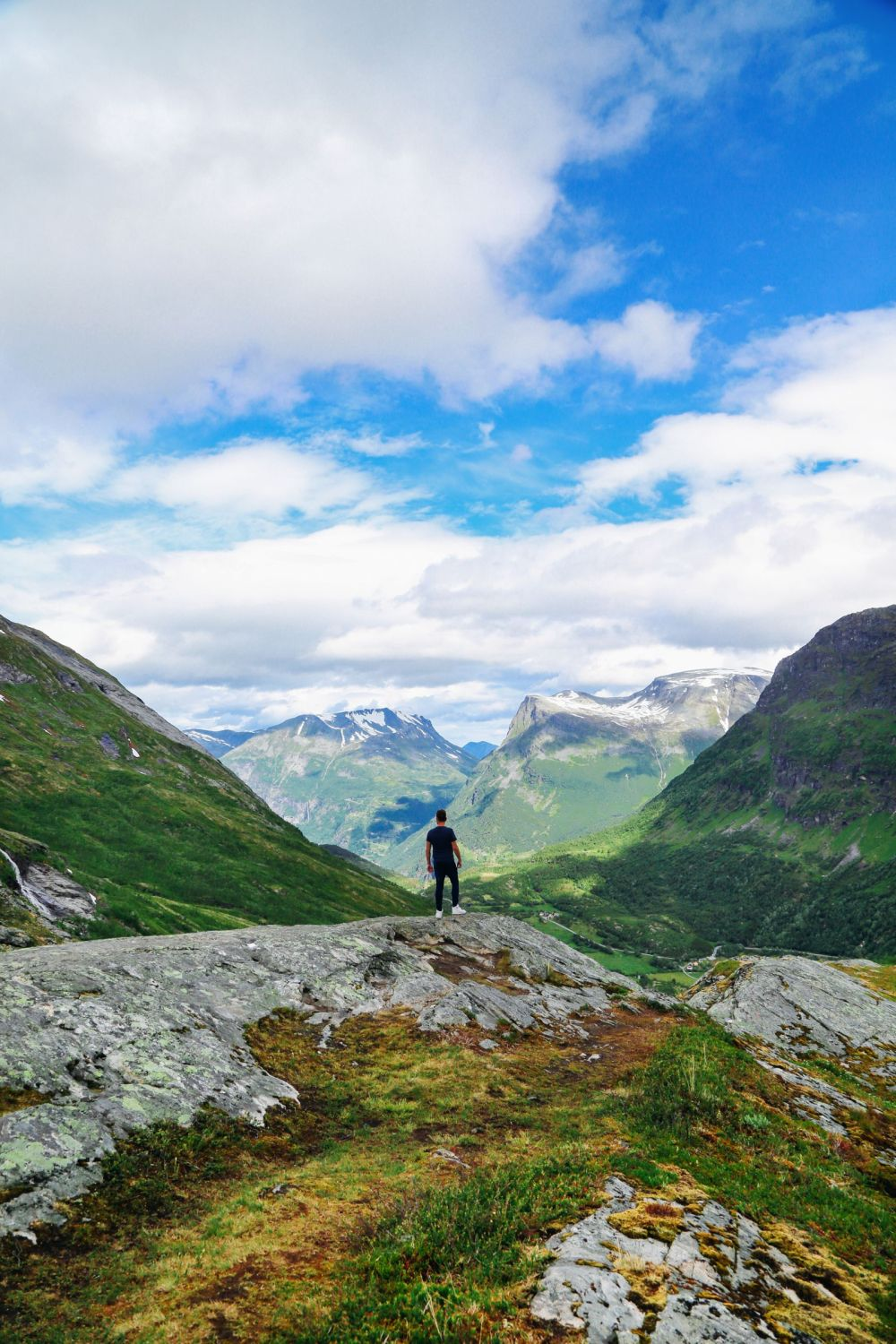 The Trek To The Highest Point In Geiranger, Dalsnibba...(And The Best View Of The Geirangerfjord) (19)