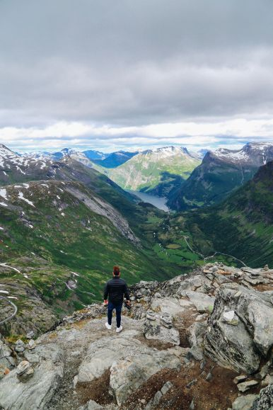 The Trek To The Highest Point In Geiranger, Dalsnibba...(And The Best View Of The Geirangerfjord) (33)