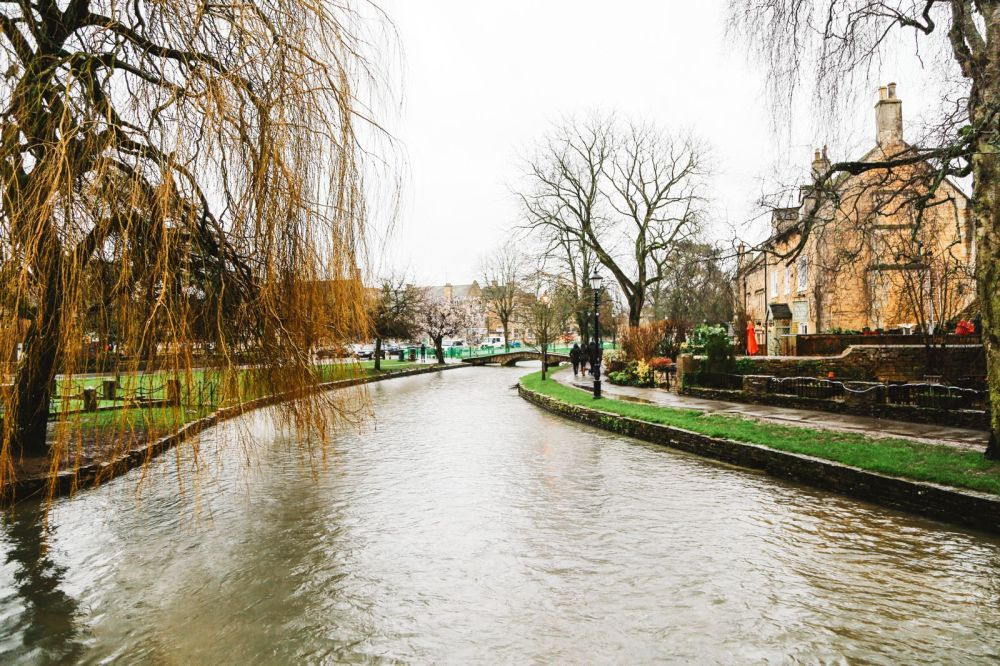 Rainy Days In The English Countryside... The Wood Norton, Bourton-On-The-Water, Broadway, Cotswolds, Stow-on-the-wold (6)