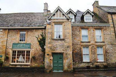 Rainy Days In The English Countryside... The Wood Norton, Bourton-On-The-Water, Broadway, Cotswolds, Stow-on-the-wold (35)